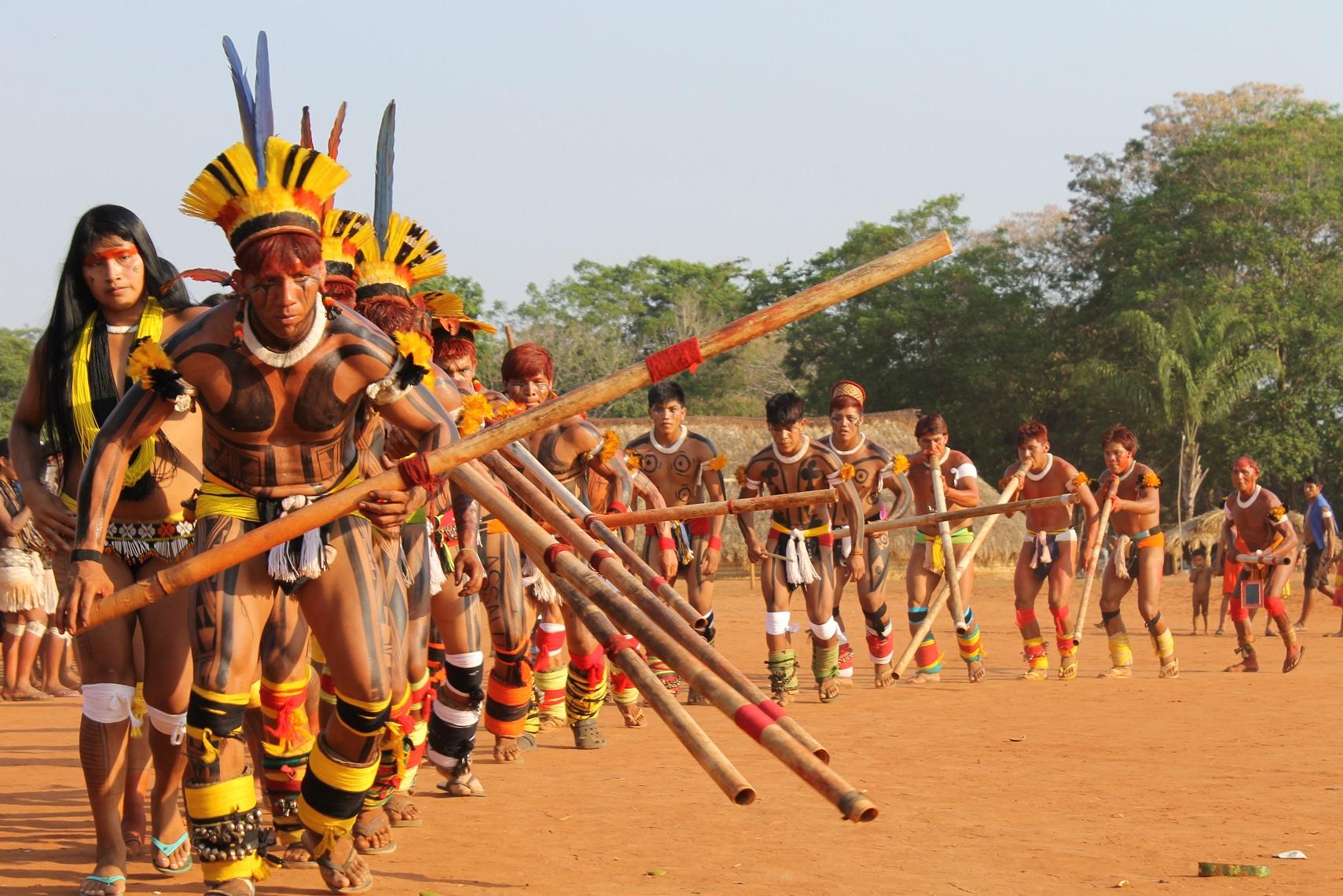 Associação Terra Indígena Xingu (ATIX) - <b>Brazil</b><br>