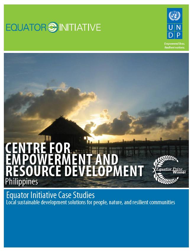 Center for Empowerment and Resource Development – Equator