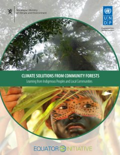 Climate Solutions from Community Forests<br><br>