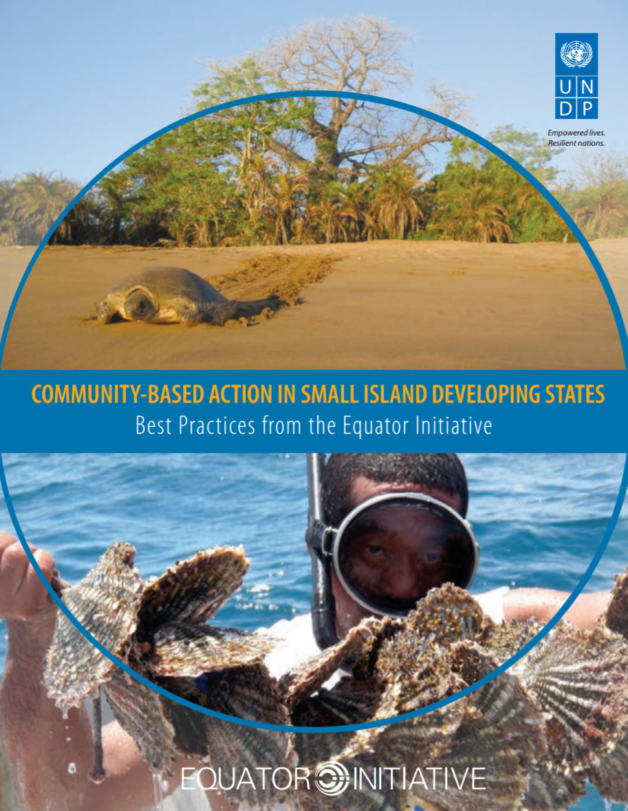 Community-Based Action in Small Island Developing States<br><br>