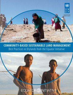 Community-Based Sustainable Land Management<br><br>