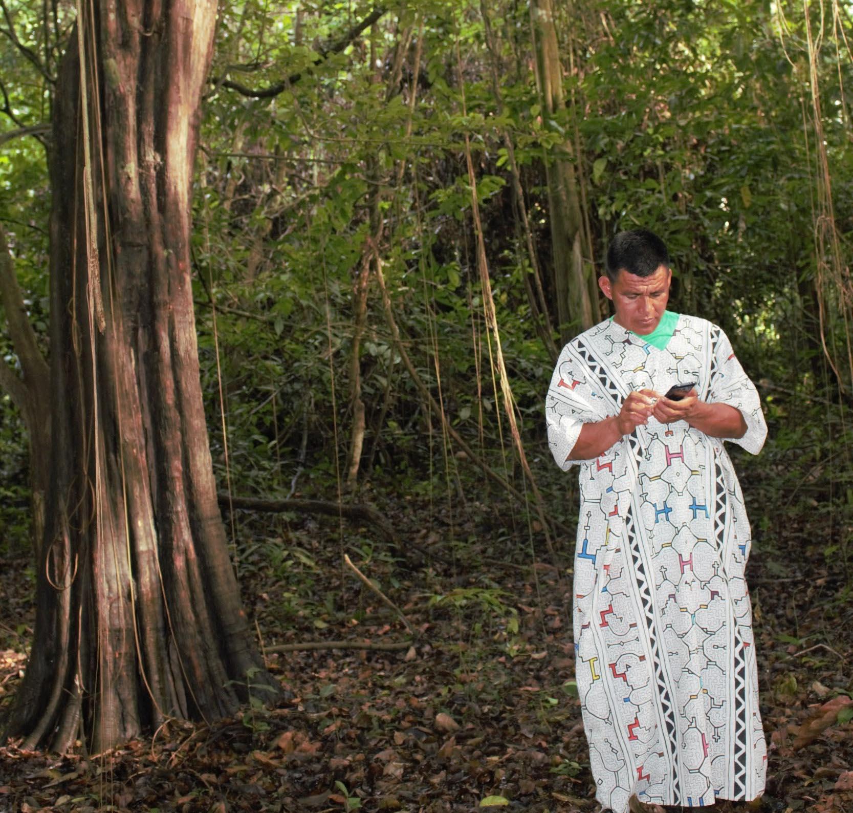 Comunidades Nativas de Nuevo Saposoa y Patria Nueva de Mediación Callería - <b>Peru</b><br>