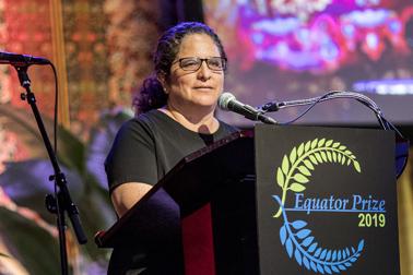 <strong>Dr. Lucía Delfina Ruíz Ostoic</strong>, Minister of Environment of Peru