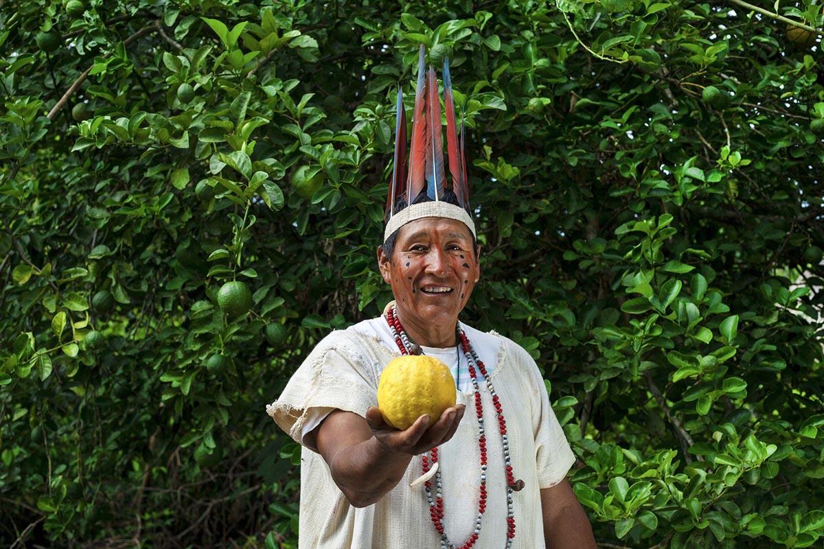 Ejecutor de Contrato de Administración de la Reserva Comunal Amarakaeri - <b>Peru</b><br>