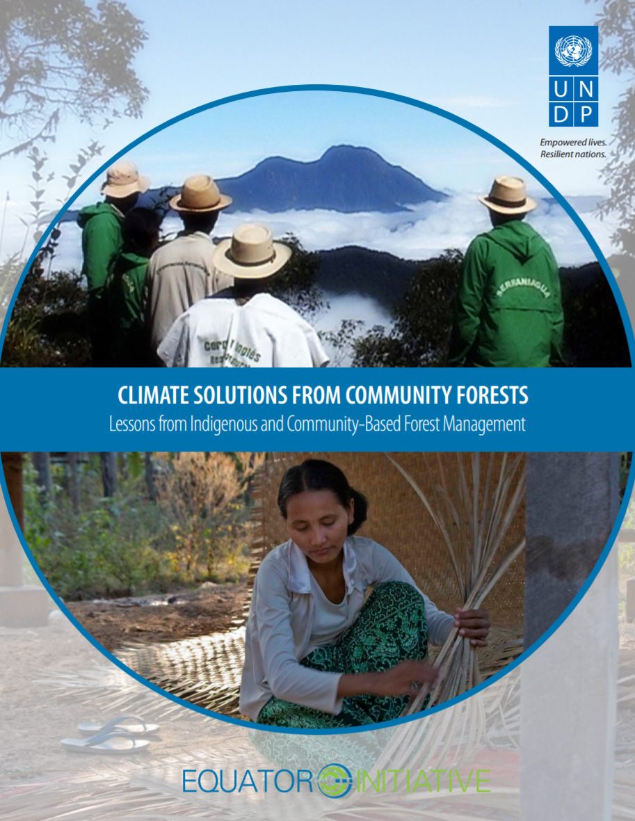 Executive Summary: Climate Solutions from Community Forests<br><br>