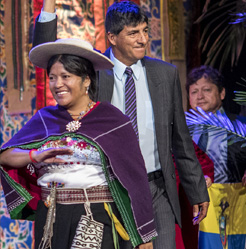 Fondo de Páramos Tungurahua y Lucha contra la Pobreza, <strong>Ecuador</strong><br><br>