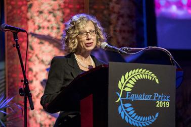 <strong>Inger Andersen, Executive Director of UN Environment