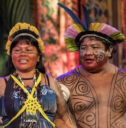 Associação Indígena Kisêdjê, <b>Brazil<br><br><br><br></b>