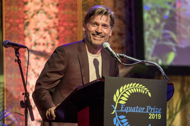<strong>Nikolaj Coster-Waldau</strong>, Actor and UNDP Goodwill Ambassador