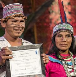 Comunidades Nativas de Nuevo Saposoa y Patria Nueva de Mediación Callería, <strong>Peru</strong><br>