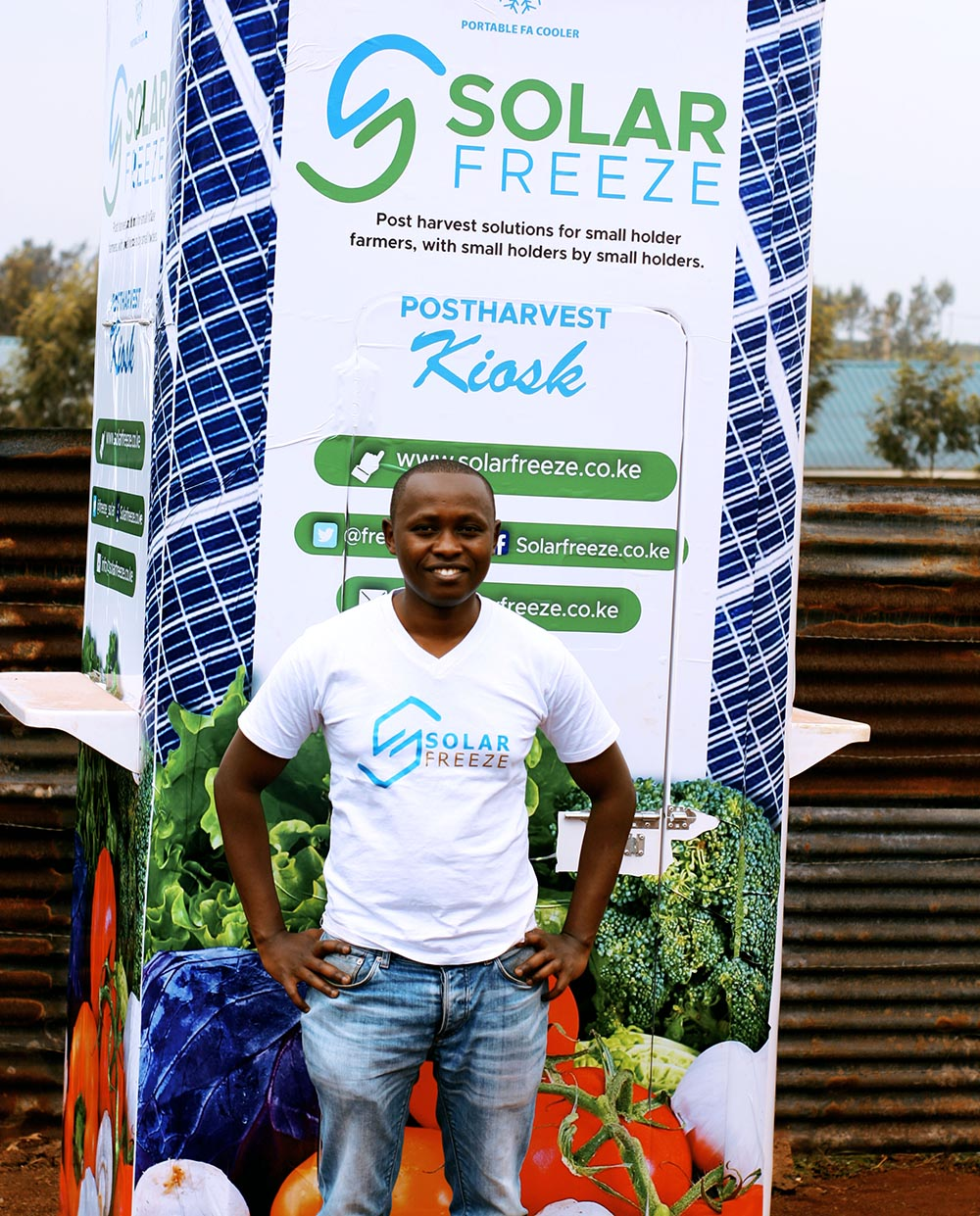 Solar Freeze - <b>Kenya</b><br><br>