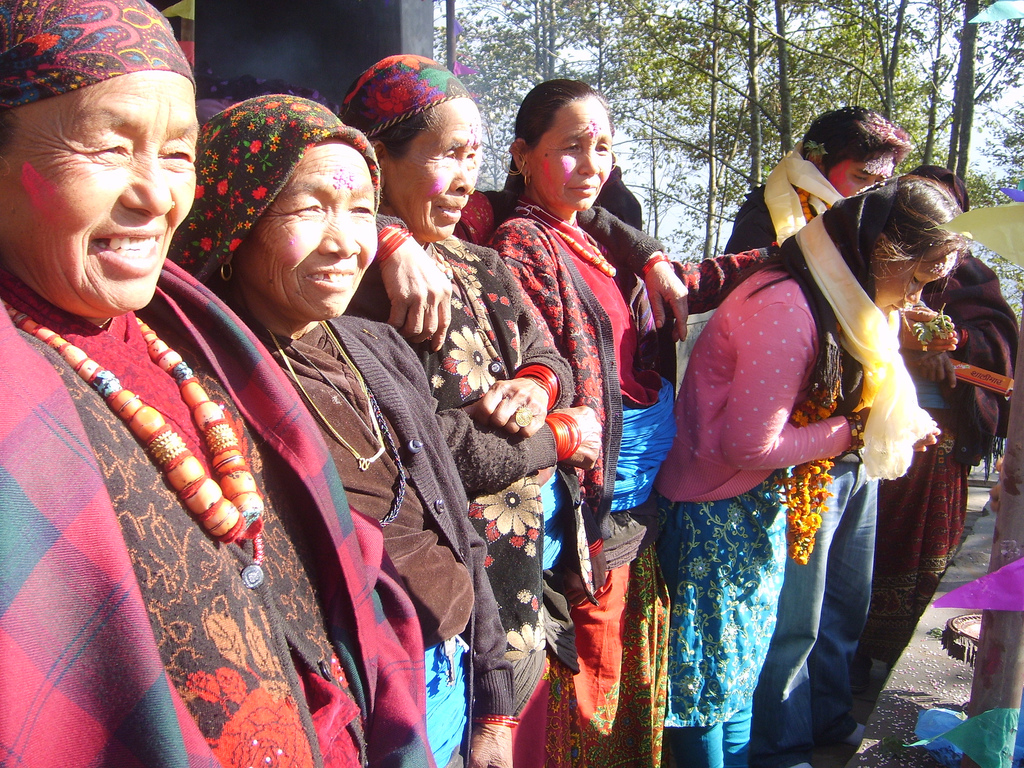 Women, Nature and Development: Holding up Half the Sky