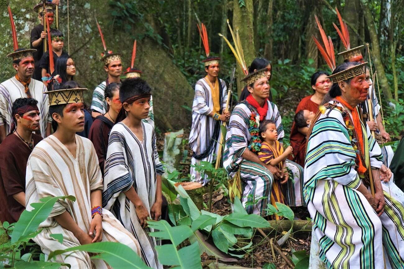 Associação Ashaninka do Rio Amônia Apiwtxa - <b>Brazil</b><br>