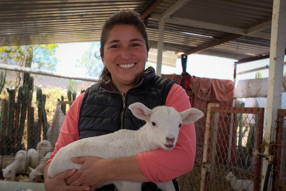 Mujeres y Ambiente SPR de RL de CV - Mexico
